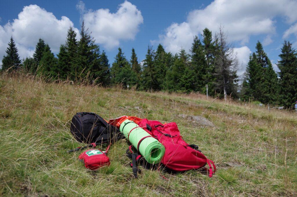 Apteczka w góry, wyposażenie apteczki w góry
