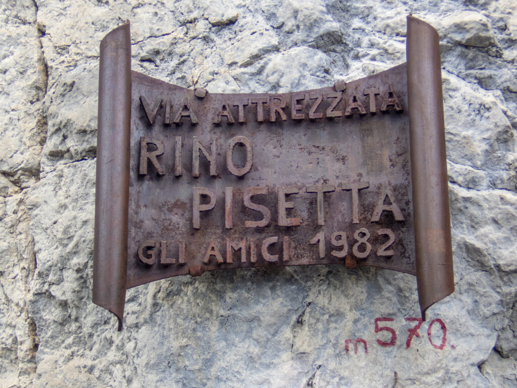 Via ferraty nad jeziorem Garda z Akademią Wspinania climb2change