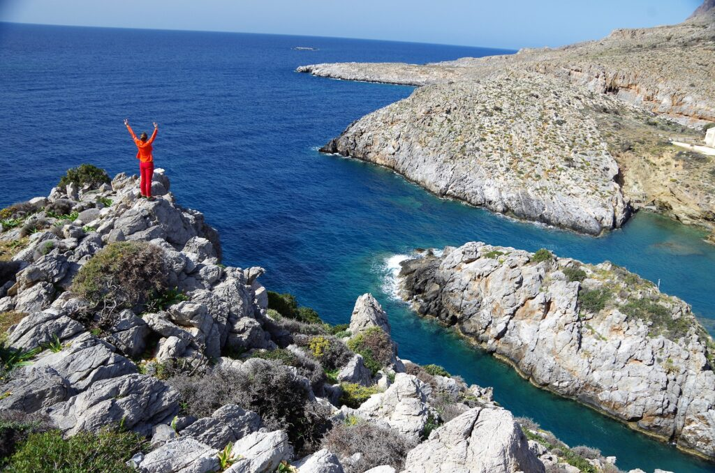 Południowe wybrzeże Krety