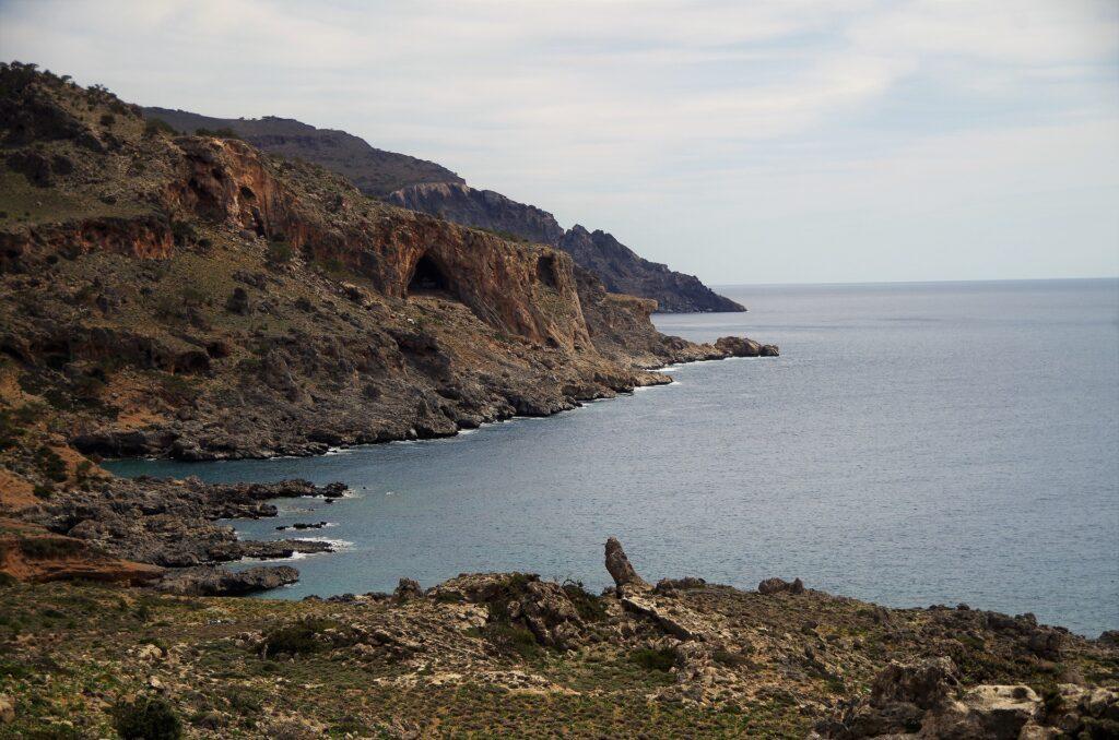 Klif Agios Ioanis na Krecie