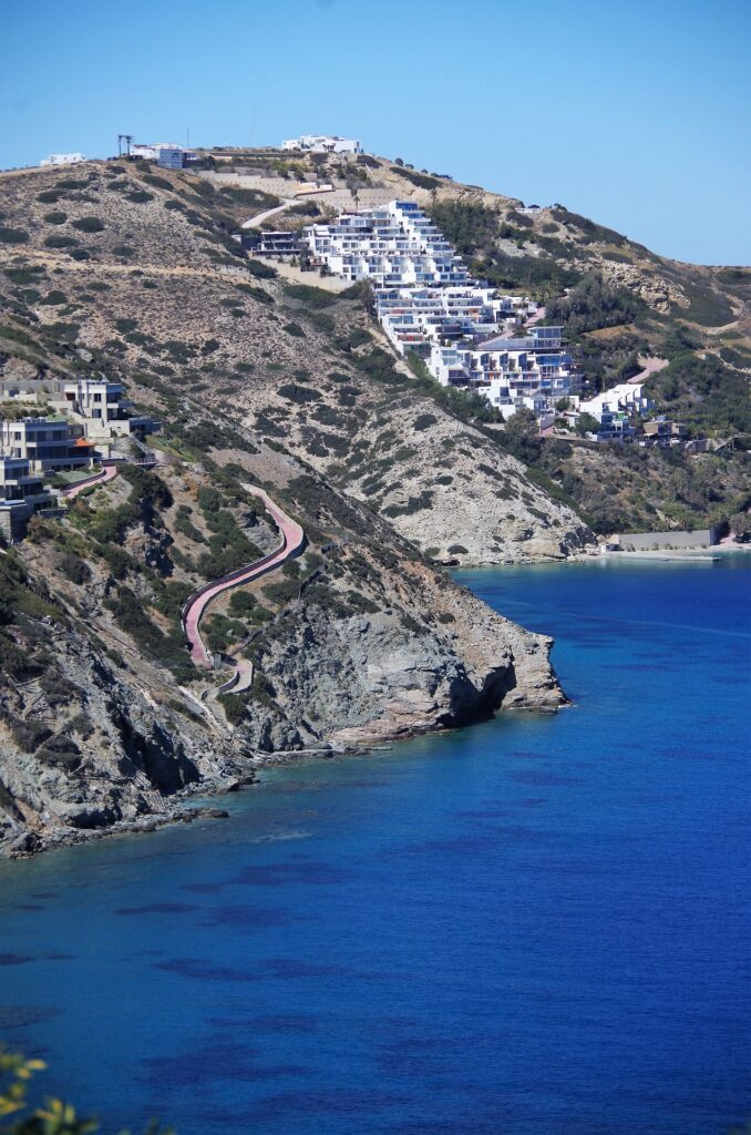 Krajobraz wyspy Kreta