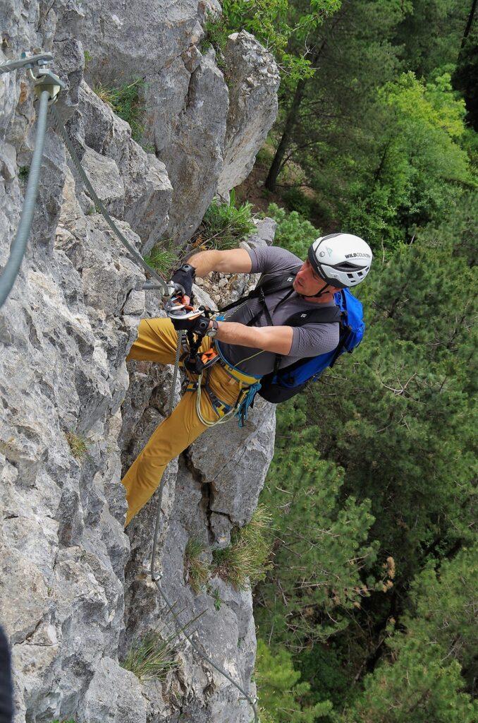 Filarek za D OTK Klettersteig
