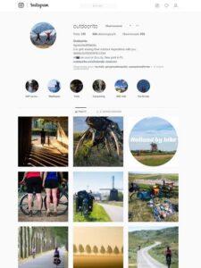 Instagram outdoorito