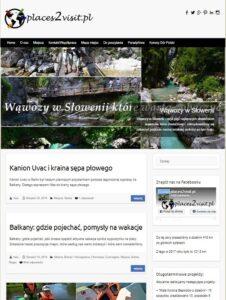 Blog places2visit.pl
