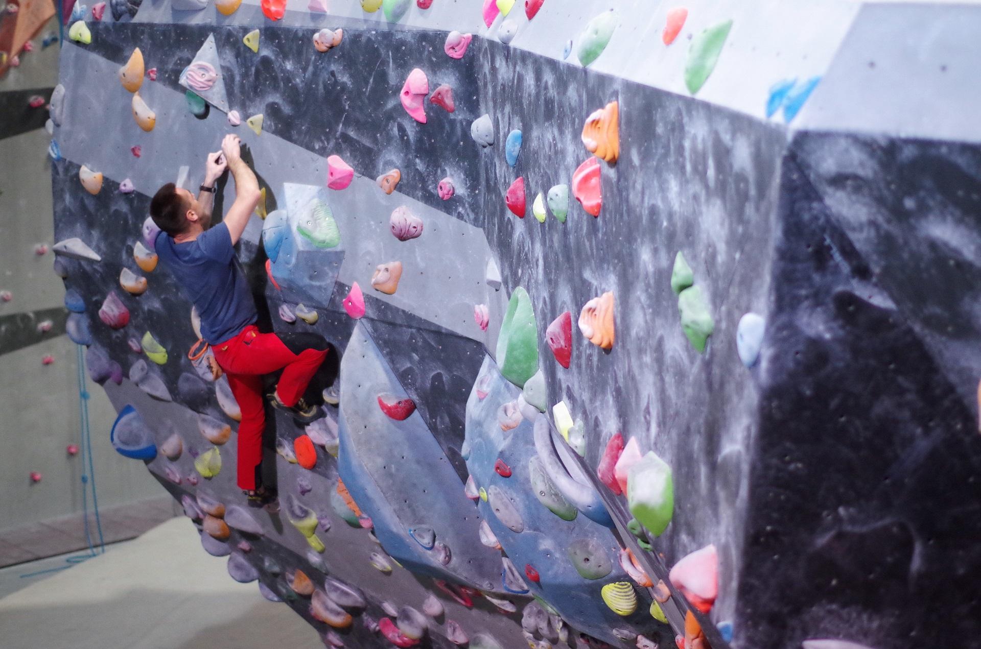 4 treningi do lepszej formy wspinaczkowej - darmowe wyzwanie