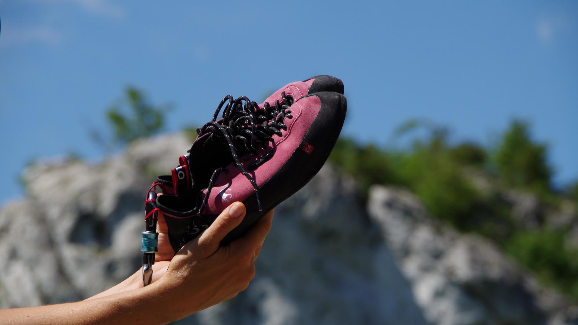 Jakie buty do wspinania wybrać?