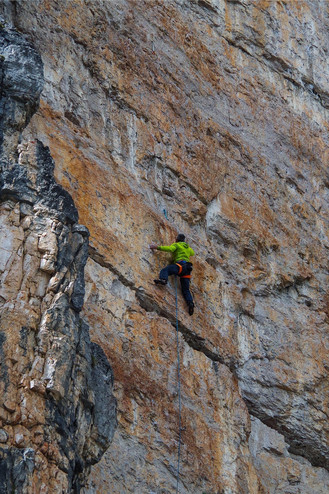 Na bezpieczeństwo podczas wspinania ma wpływ bardzo dużo czynników - na przykład miejsce, w jakim zamierzamy się wspinać.