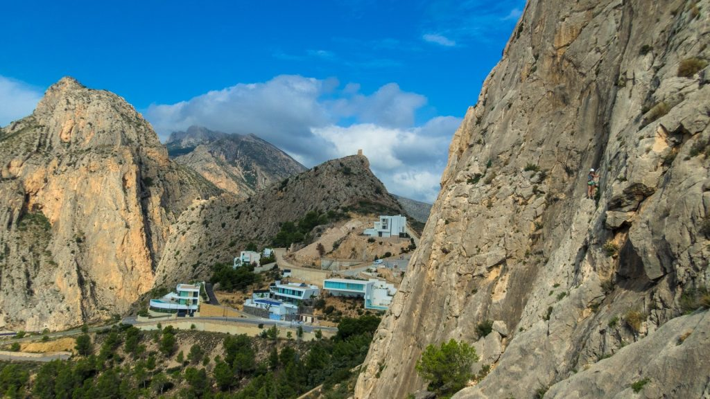 Warsztaty wspinaczkowe w Hiszpanii - Costa Blanca