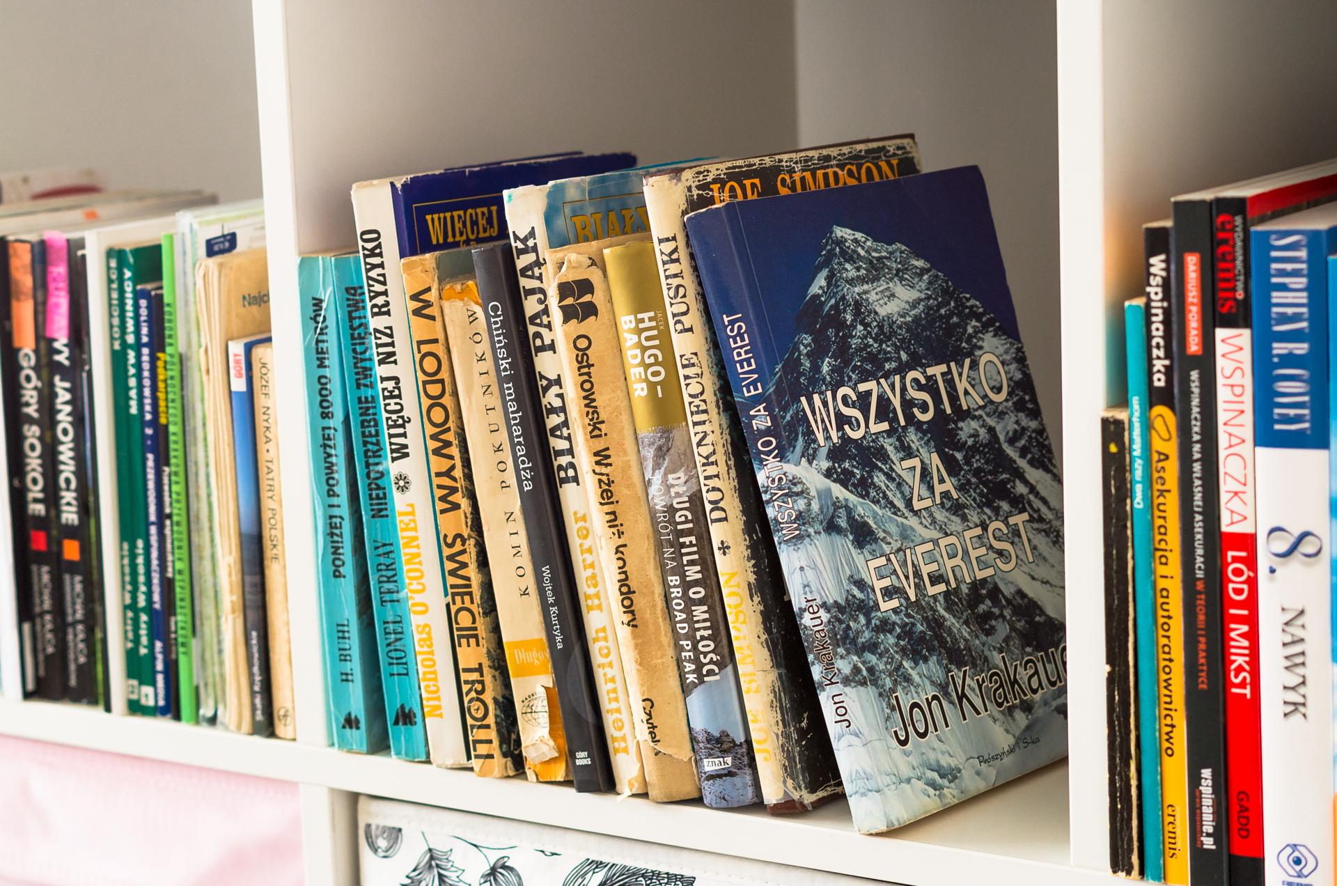 TOP 5 górskiach książek