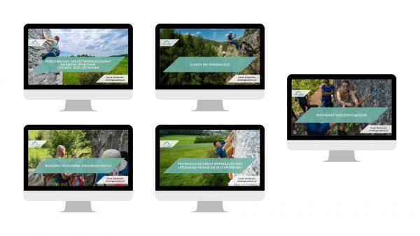 Webinary wspinaczkowe, które w jasny sposób przypominają elementy asekuracji podczas wspinania. Prowadzone przez instruktora wspinaczki z długoletnim doświadczeniem