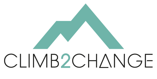 logo climb2change