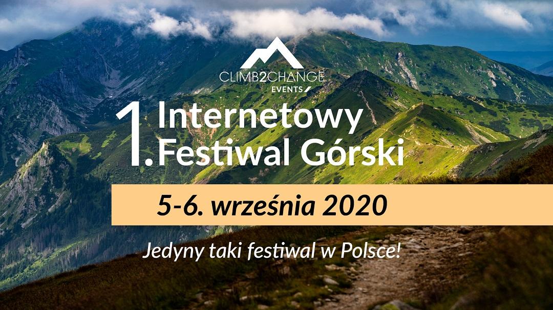 1 Internetowy Festiwal #climb2change
