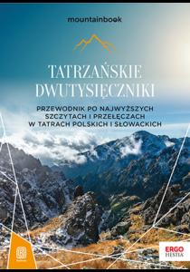 Książka Tatrzańskie dwutysięczniki, fot. ze strony wydawnictwa
