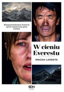 Książka W cieniu Everestu, fot. ze strony wydawnictwa