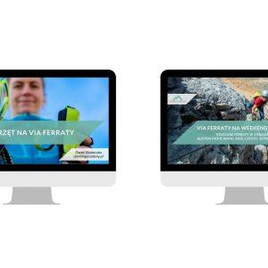 Zestaw webinarów via ferrata i ferraty w Austrii